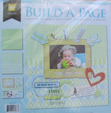 Scrapbooking Kit Graphic