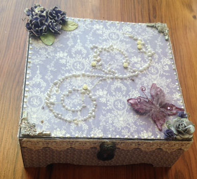 Altered Trinket Box Graphic
