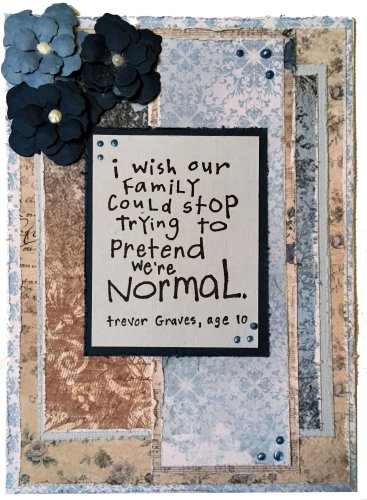 Normal Family Card